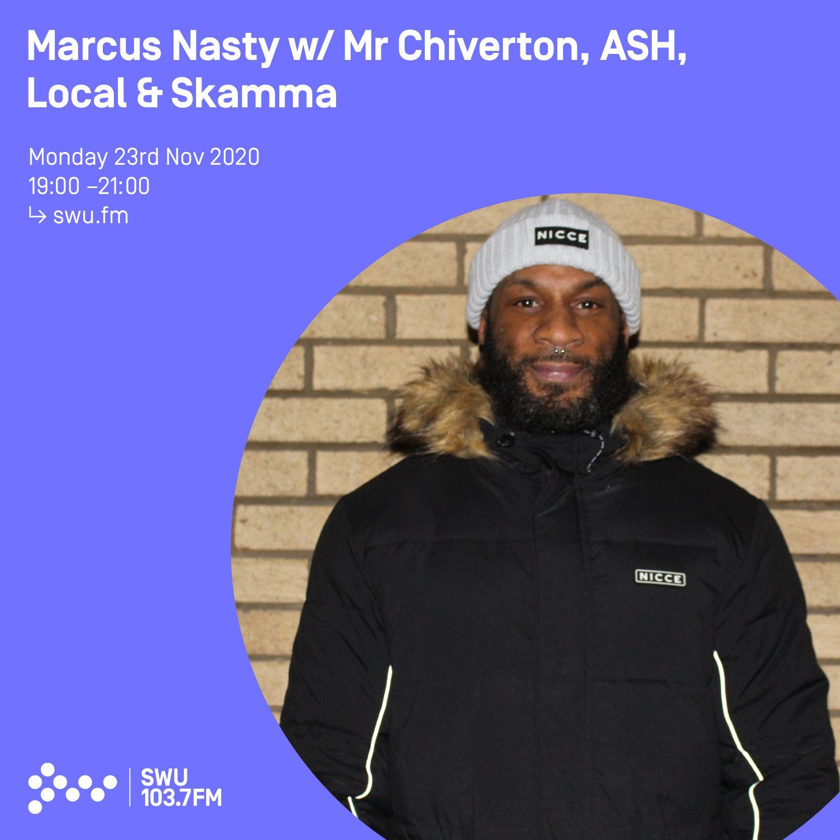 Marcus Nasty